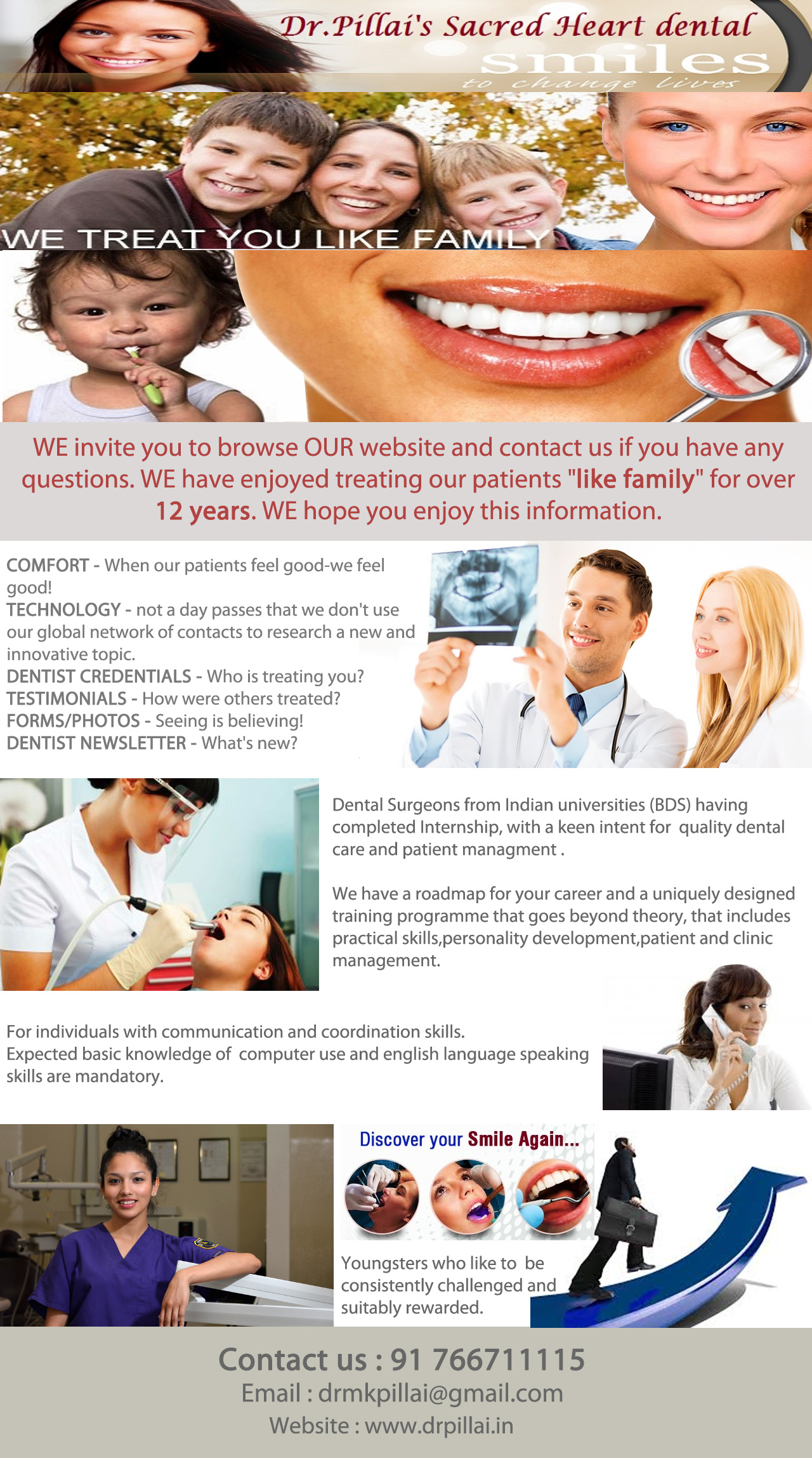 reviews dental a design serious flyer comfort comforter for project by image this modern company
